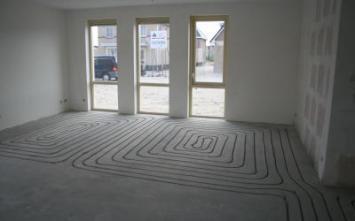Vloerverwarming tilburg.nl -